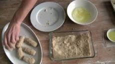 Preparation of Kroketten