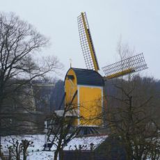 Yellow Spice Mill