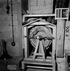 Rembrandt's Nachtwacht in Art Deposit in Second World War