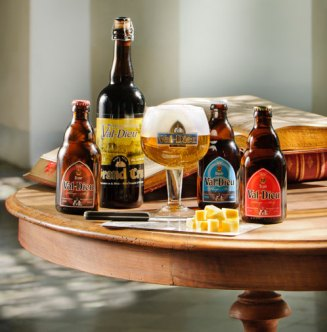 Beers from the Abbey of Val Dieu