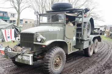 Canadian Forces liberate Westerbork