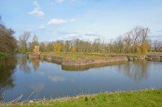 Foundations Castle of Egmond