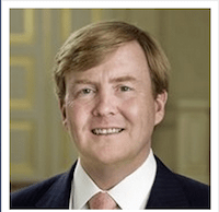 His Majesty King Willem- Alexander