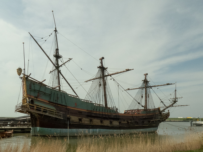 Best Outlet Mall in the Netherlands  is near the VOC Vessel Batavia