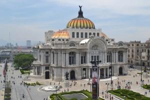 Palacio de Bellas Artes, Ciudad de México