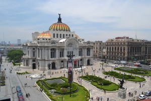 Palace of Fine Arts (El Palacio de Bellas Artes), Must see in Mexico City
