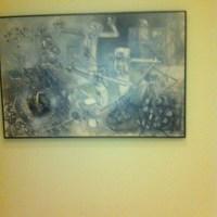 Roberto Matta [Pecador justificado], 1952 Óleo sobre tela Museo Tamayo Arte Contemporáneo, INBA-Conacult