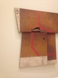 Marcelo Bonevardi [Señuelo], 1972 Mixta sobre conglomerado Museo Tamayo Arte Contemporáneo, INBA-Conaculta