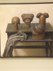 Claudio Bravo [Hormas de sombrero], 1978 Óleo sobre tela Museo Tamayo Arte Contemporáneo, INBA-Conaculta