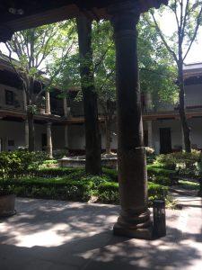 Franz Mayer Museum Garden View