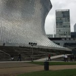 Museums, The Soumaya Museum, in the Polanco neighborhood, Mexico City