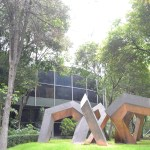 Modern Art Museum on the Turibus route
