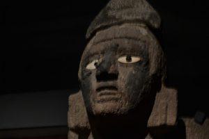 Máscara Mexica, Museo del Templo Mayor, Ciudad de México