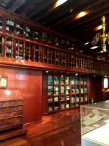 Rogerio Casas-Alatriste Library at the Franz Mayer Museum