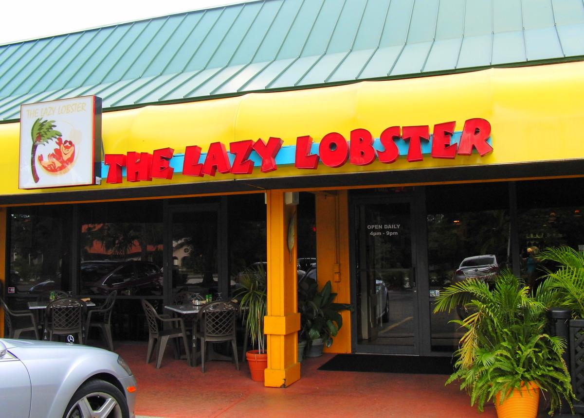 Lazy Lobster Must See Sarasota