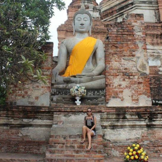Ayutthaia, Bangkok, Tailândia