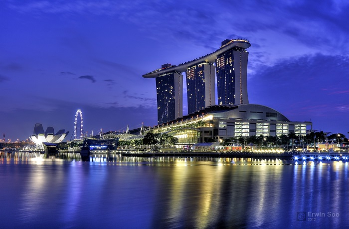 The Two Most Expensive Buildings In The World Are In Singapore