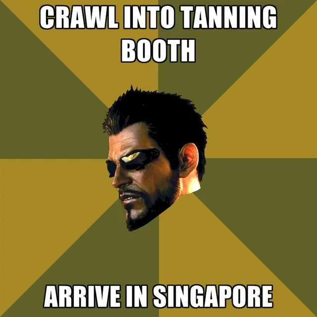 crawl-into-tanning-booth-arrive-in-singapore