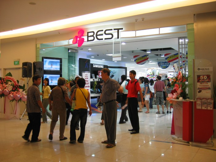 popular singapore brands - best denki