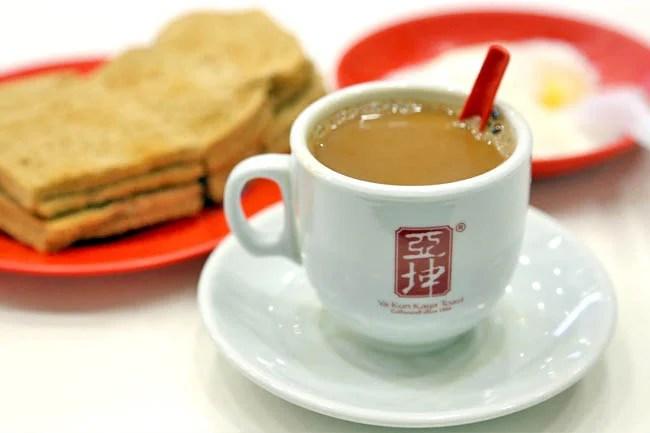 popular singapore brands - yakun