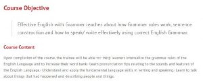 Skillsfuture Course On Grammar Ironically Has Website With Bad Grammar And Spelling_SPOT THE ERROR