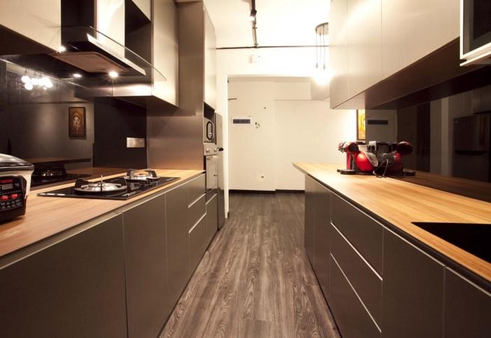 Hdb Open Concept Kitchen Design