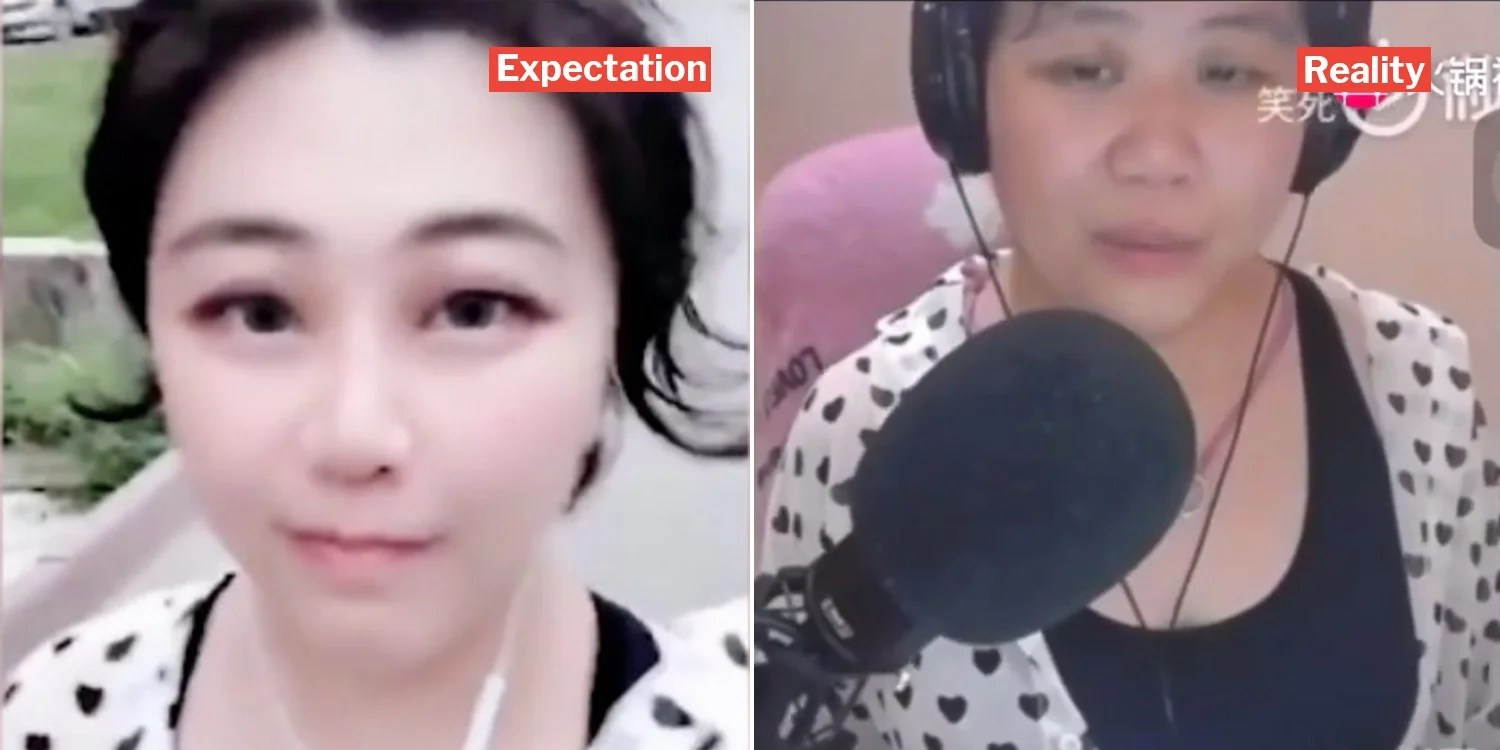 chinese vlogger exposed as