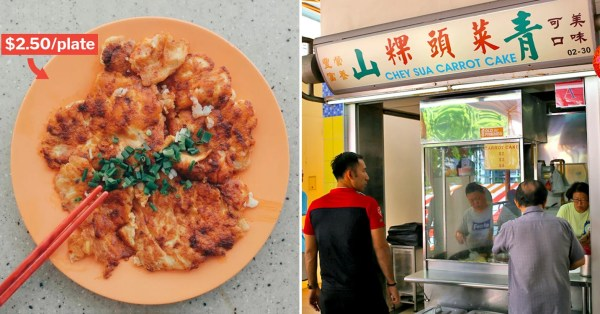 S'porean Sisters Behind Chey Sua Carrot Cake Have Kept Prices Low For Fans Since 1991