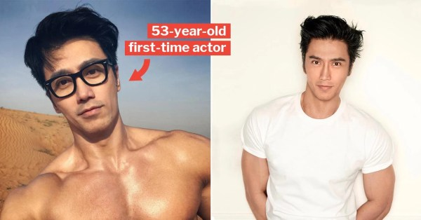 Hunky S'porean Chuando Tan Will Star As Doctor In His 30s, Proves He Really Looks Half His Age