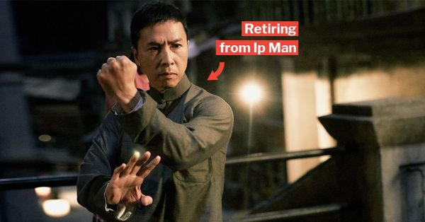 Ip Man 4 Is Donnie Yen's Final Act As Grand Kungfu Master & Fans Around The World Are Shook
