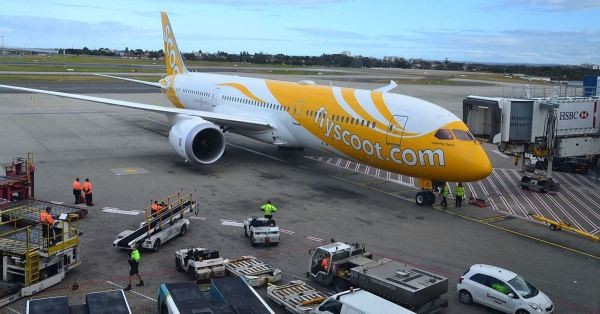 Elderly Man On Scoot Flight Starts Commotion Over Emergency Exit Seats & Gets Arrested