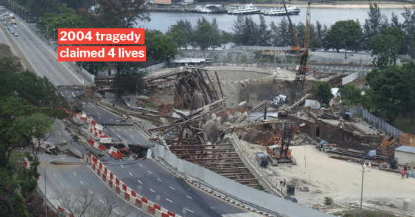The Fall Of Nicoll Highway: Singapore's Worst Worksite Tragedy