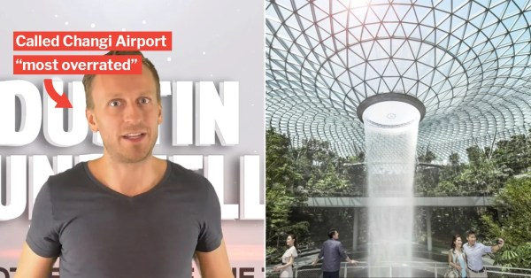 Man Complains About Best Airport In The World, Gets Fact Checked By Changi Airport Fans
