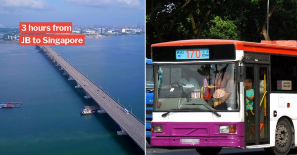 What It's Like To Cross The Causeway Every Day To Work In Singapore