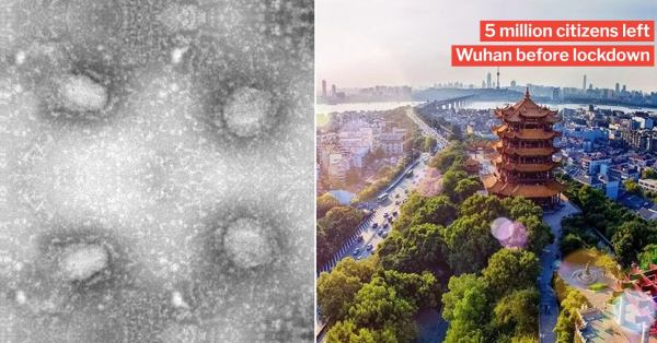 China Warns Wuhan Virus Hidden Carriers May Increase Spread As 5 Million People Left City Before Lockdown