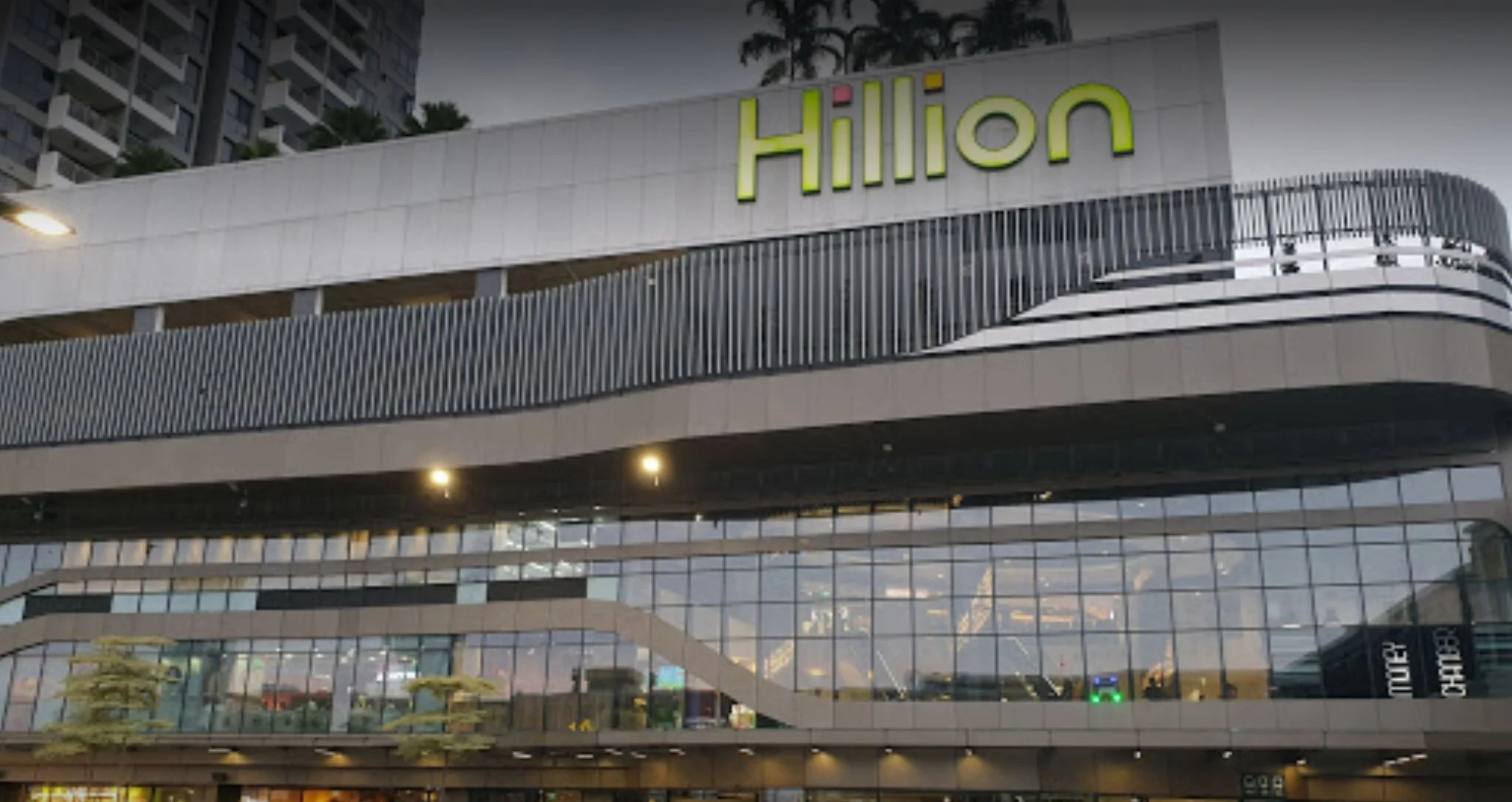 Hillion Mall Visited By Suspected Wuhan Virus Patient On 29 Jan ...