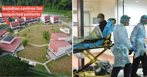 S'pore Prepares To Turn Chalets Into Quarantine Centres To Isolate Wuhan Coronavirus Patients
