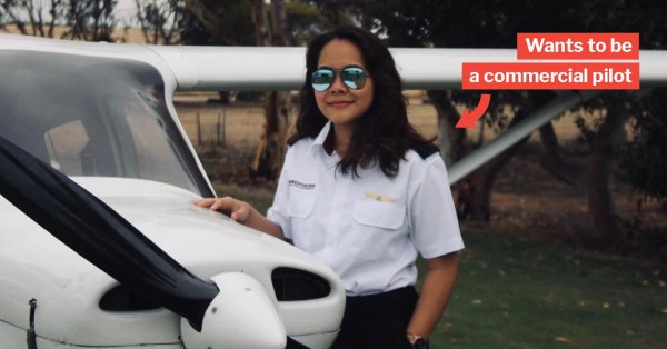 ITE Student Is S'pore's Youngest Female Pilot At Only 17, A True Inspiration For Women