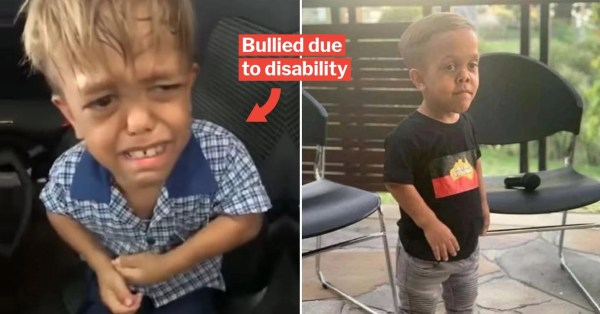 Bullied Kid With Dwarfism Gets Fully Paid Trip To S'pore & Learn Martial Arts So He's Bully-Proof