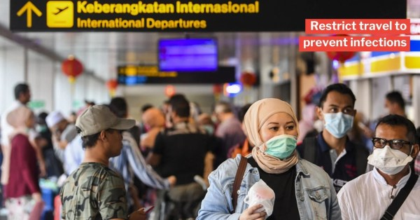 10 Territories Including Taiwan & South Korea Restrict S'pore Travel, Shows Gravity Of Covid-19 Outbreak