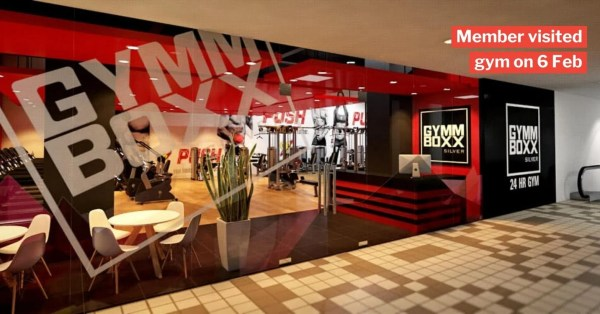 GYMMBOXX Bishan Member Tests Positive For Covid-19 On 22 Feb, Premises Closed For Disinfection