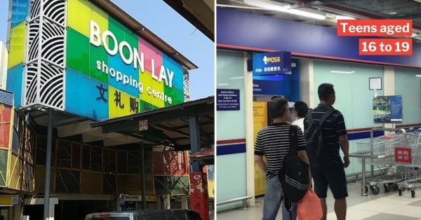 11 Teens Met At Boon Lay POSB To 'Settle' Dispute, Now Face Up To 5 Years' Jail & Fine