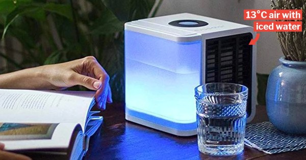Xiaomi Mini Aircon Uses Iced Water To Keep You Cool, No More Sibling Fights Over The Fan