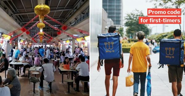You Can Support Hawkers With This New Delivery Service That Doesn't Charge Them Commission Fees