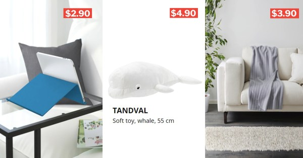 IKEA S'pore Has Up To 50% Off 500 Items In Massive Online Sale From 1 Jun