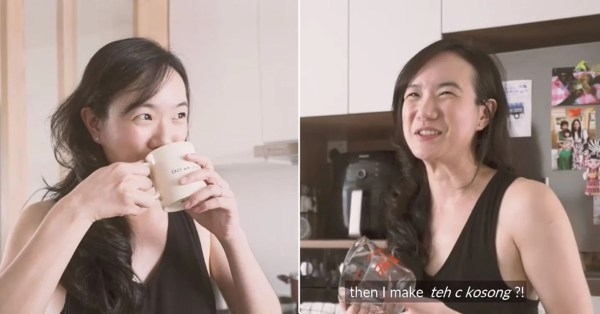 Nicole Seah Makes Teh C Kosong At Home, Shows Life Away From Spotlight