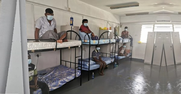 MOH Detects Covid-19 Case In Cleared Dormitory, 800 Workers Face Quarantine Again
