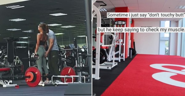 S'porean Calls Out Freelance Trainer For Unwanted Touching During Training, Says It's Not Normal