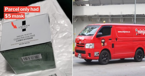 Woman Gets Ninja Van COD Package & Pays $40, Realises It Was A Scam After