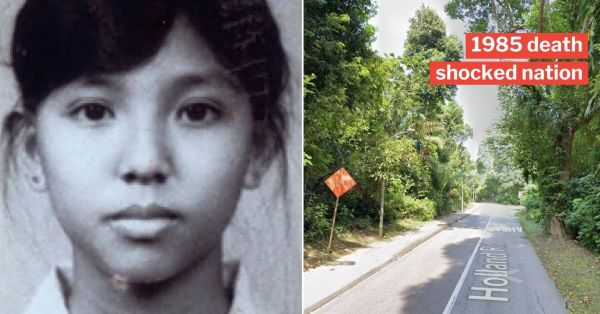 Murder Of Winnifred Teo Still Unsolved After 36 Years, Teen's Body Was Found At Holland Road